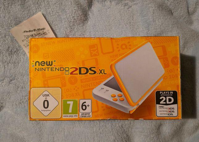 Nowa konsola New Nintendo 2ds XL Gwarancja producenta