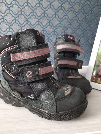 Термо Ботинки ecco, Gore-Tex