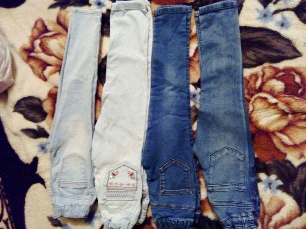 Продам джинсы 4 шт.за 200 грн.