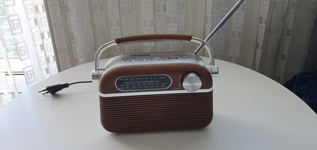 RADIO kuchenne bluetooth FM akumulator
