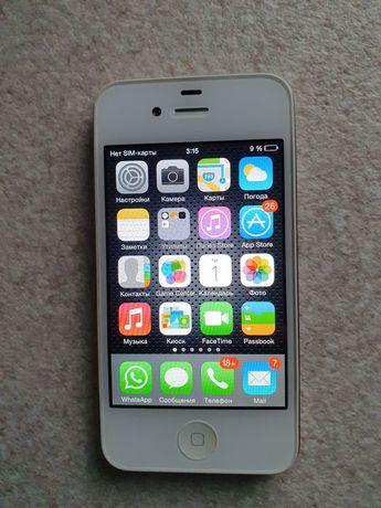 IPhone 4 запоролен на ikloud