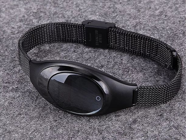 Smartwatche smart bracelet z18 czarny damski mały nowy