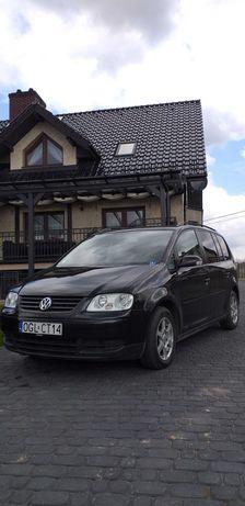 Volkswagen Touran 1,9 TDI 2005