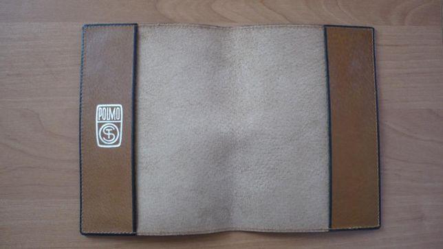 Kolekcjonerskie etui skórzane Polmo FSC Star Starachowice