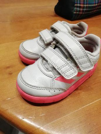 Buty Adidas r.21 dla dziewczynki