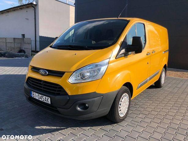 Ford transit custom  Salon Polska, klimatyzacja, możliwa zamiana