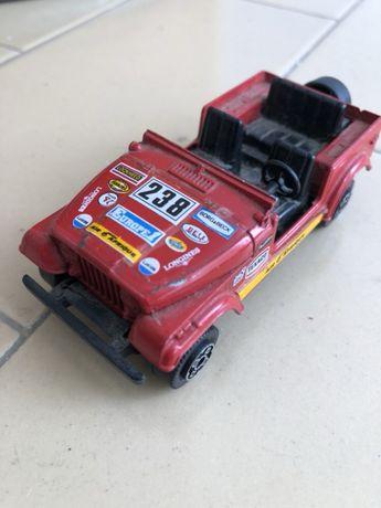 Carrinho de brincar Burago - Jeep CJ7