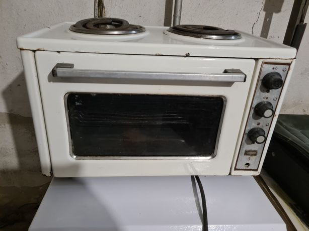 Духовка с электро плитой