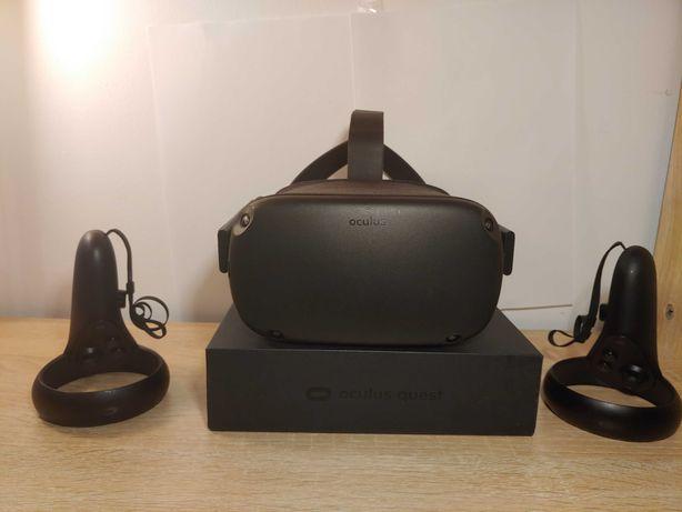 Oculus Quest 64GB + 2 Pady/Kontrolery + Oculus Link USB-C Kabel