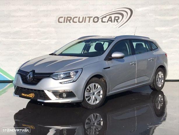 Renault Mégane Sport Tourer 1.5 dCi Zen ECO