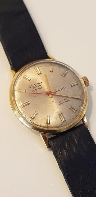 Relógio Cauny Royal 2000