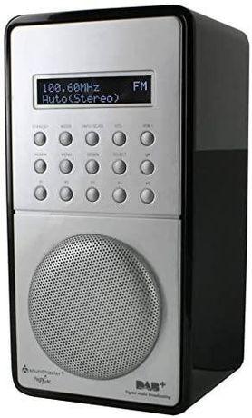 Цифровое радио Soundmaster DAB 100 акумулятор AUX Германия