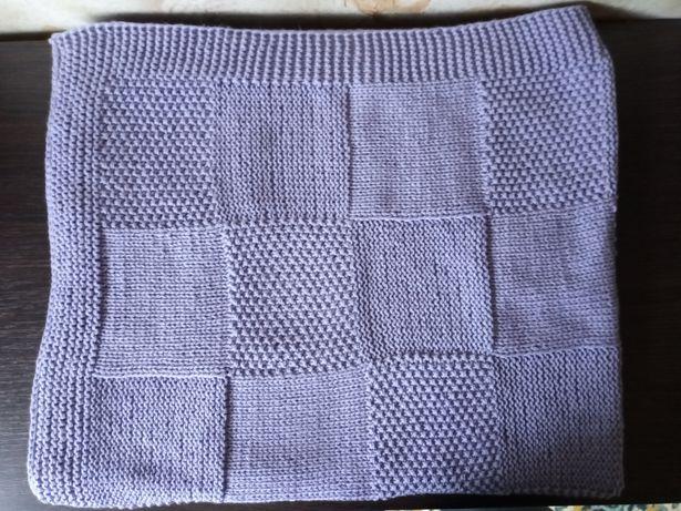 Детский плед, одеяло / ручная работа