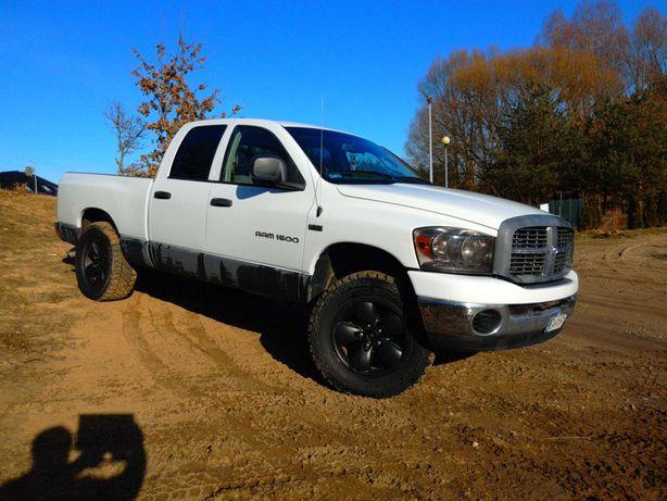 Dodge ram 1500 5,7 hemi
