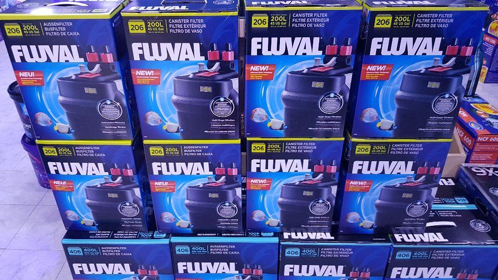 Filtro para aquario Fluval novo 206