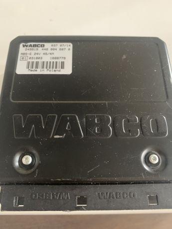 Sterowniki hamulcowe i zawieszenia Wabco ABS-E