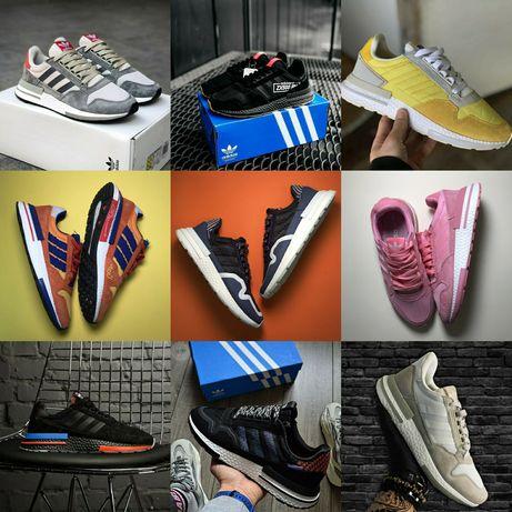 Кроссовки Adidas ZX 500 RM кросівки адідас