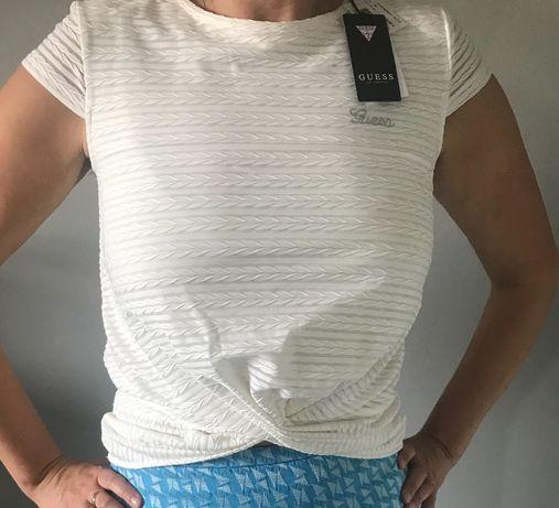 Nowa biała bluzka Guess, 16l/S