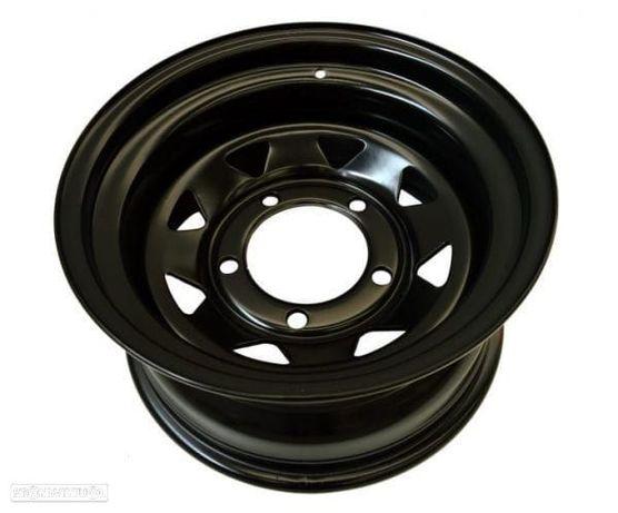"""Jante Ferro Tyrex 7×16 ET10 """"Black"""" Mercedes Classe G"""