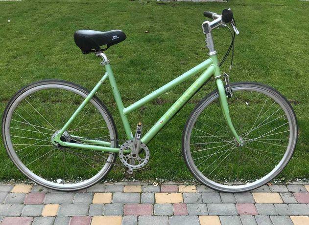 Женский велосипед из Швейцарии KILDEMOES NEXUS 7 планетарка