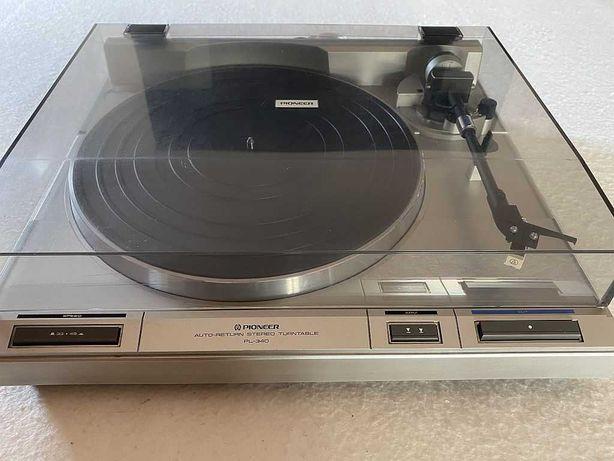 Gira-discos Pioneer em óptimo estado!