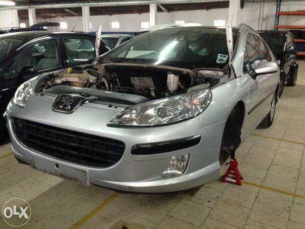 Peugeot 407 sw 1.6 hdi para peças