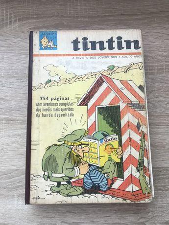 Tintin, vol. 1, número 1,  ano 1