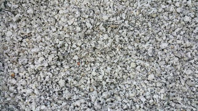 Zasypka granitowa do kostki granitowej 2-5mm Warszawa kostka granit