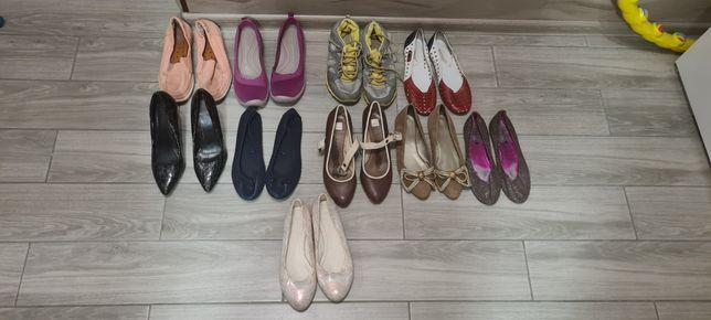 Обувь 38р 39 р, crocs,  балетки,  туфли