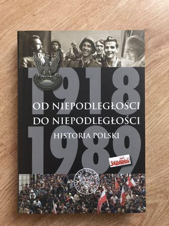 książka Od niepodległości do niepodległości Historia Polski