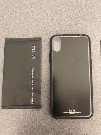 Szkło 5D i etui na IphoneX