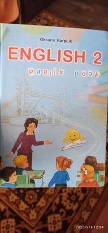 Книга для школы английский язык