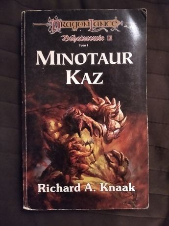 MINOTAUR KAZ - Richard A. Knaak