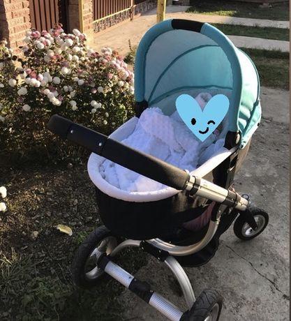 Коляска 2в1 bebe beni