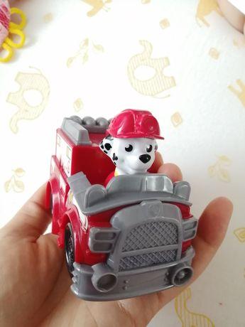 Маршал. Щенячий патруль. Машинка. Пожарная машина