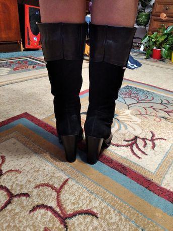чобітки шкіряні жіночі