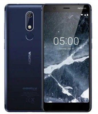 Smartfon Nokia 5.1 2 GB / 16 GB TA-1075 z nowym etui