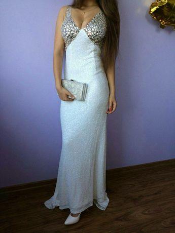 красивое вечернее платье от Шерри Хилл.Торг.