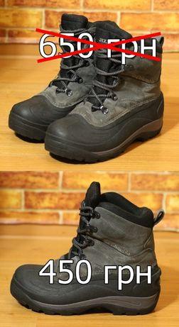 РОЗПРОДАЖ!! Зимові черевики Columbia 200 gram Thunsulate