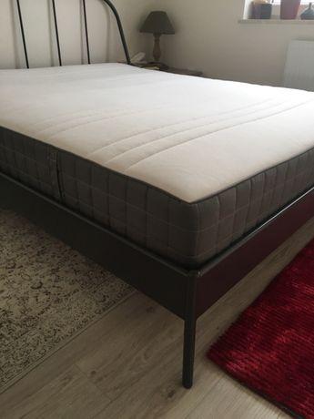 Łóżko i Materac 160/200 Ikea