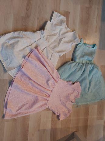 Sukieneczki , spódniczki 116-128cm