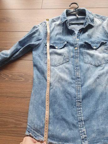 Koszula jeansowa roz M