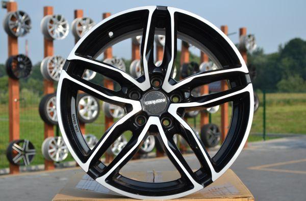 """""""RSCAR"""" - Felgi Carmani 18"""" 5x114,3 NOWE!Hyundai, Honda, Mazda, Suzuki"""