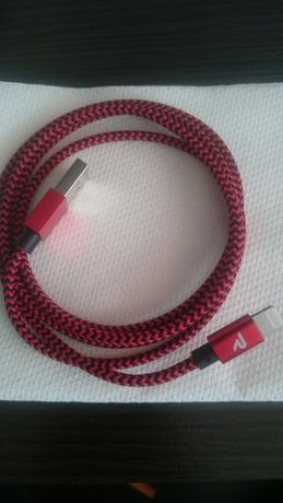 Kabel iPhone,iPad, iPod typu Lightning