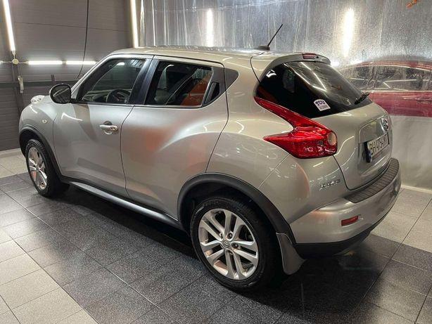 Nissan Juke 2012 SL ABW