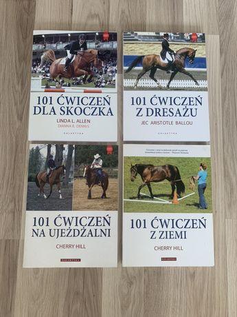 101 ćwiczeń zestaw konie literatura