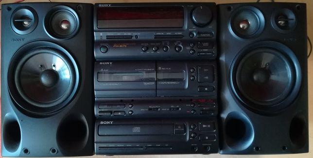 Музыкальный центр Sony FH-B711