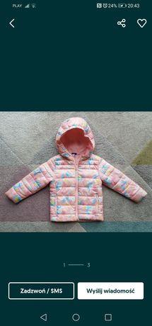 Sprzedam: kurtka przejściowa Lupilu r. 110