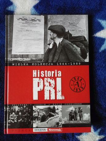 HISTORIA PRL książka album twarda oprawa