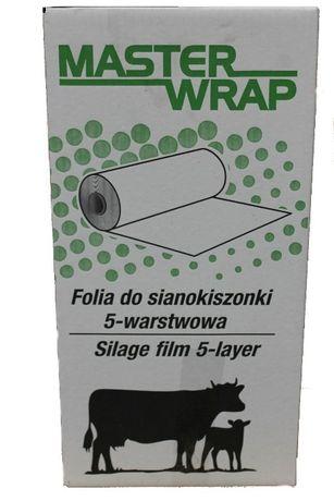 Folia do sianokiszonki 500mm , folia do sianokiszonek Master Wrap